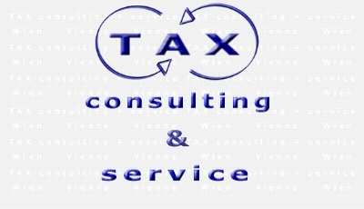 Logo TAXconsulting + service